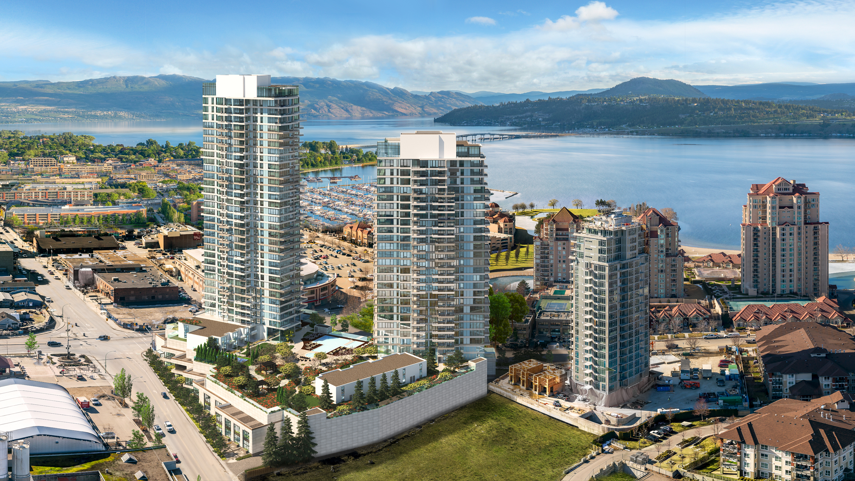 Towers lure BC buyers (Castanet)